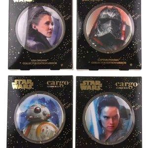 Cargo Cosmetics Collector Edition STAR WARS 4 set